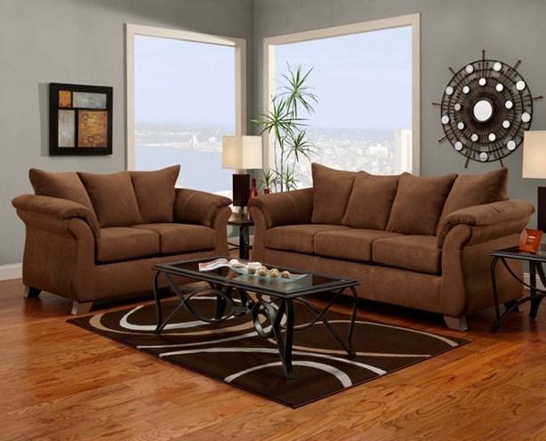 affordable furniture sensations red brick sofa. 6700 Aruba Chocolate Affordable Furniture Sensations Red Brick Sofa